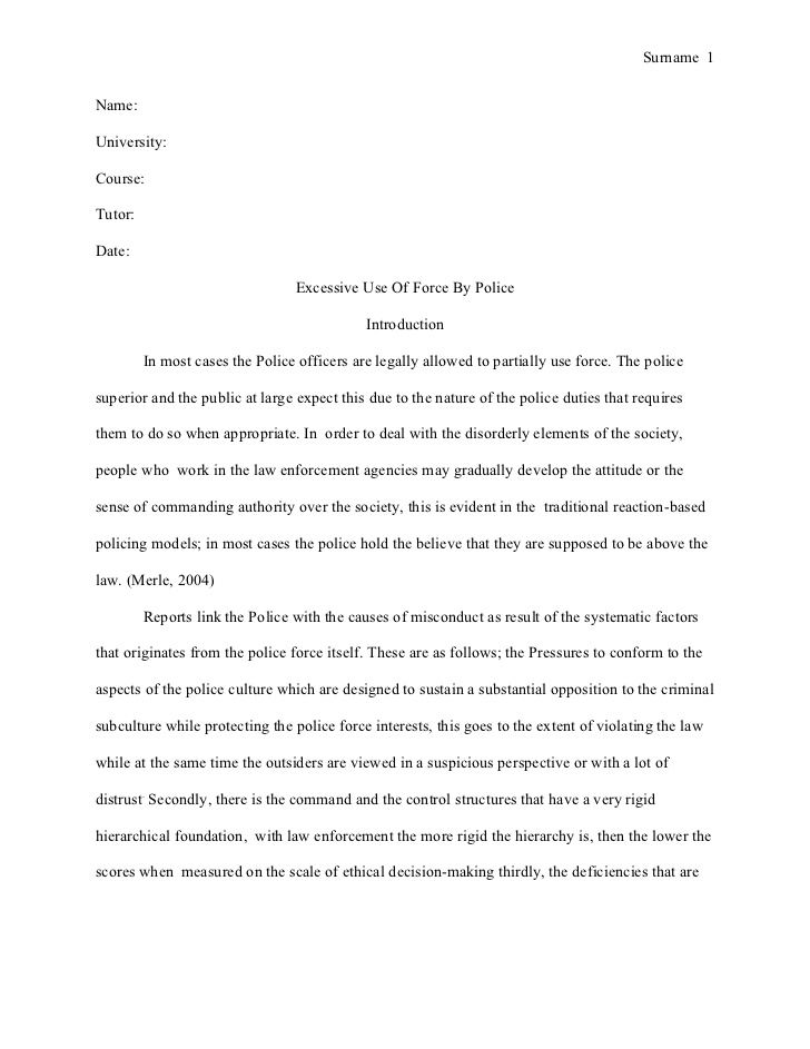 essay on police brutality best essay writer essay on police brutality
