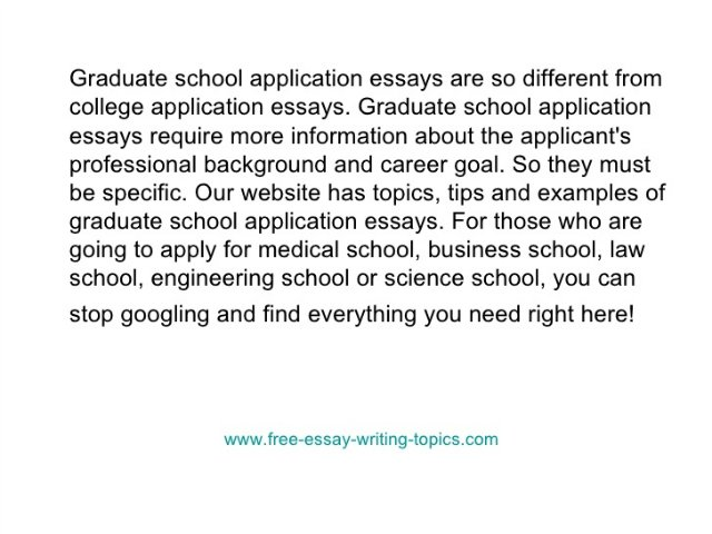 How+To+Write+A+College+Application+Essay