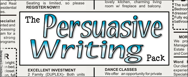 guide to writing a persuasive essay