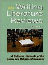 galvan j. l. (2009). writing literature reviews